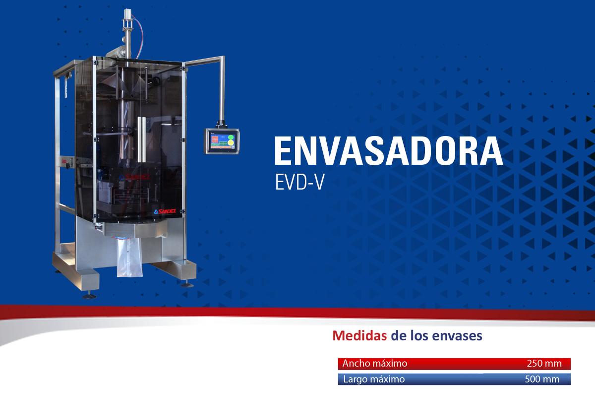 portadas envasadoras - EVD5