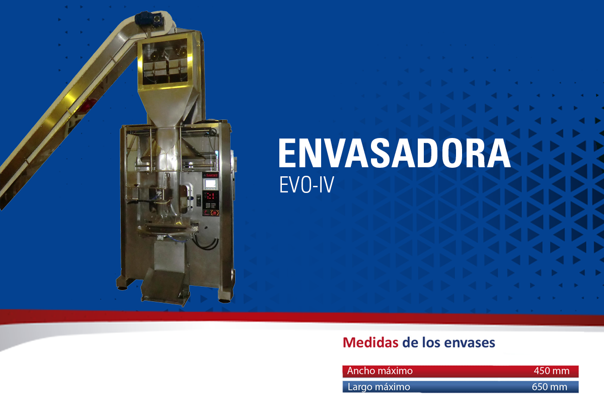 portadas envasadoras - EVO4